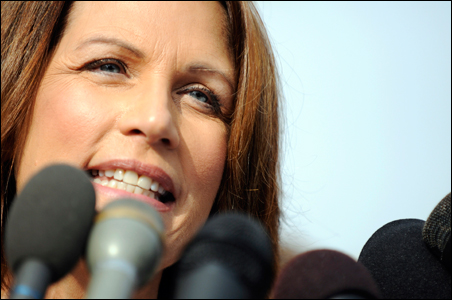 Rep. Michele Bachmann remains a national unknown, with just 53 percent saying they know enough about her to have an opinion about her.