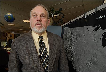 Minnesota State Demographer Tom Gillaspy