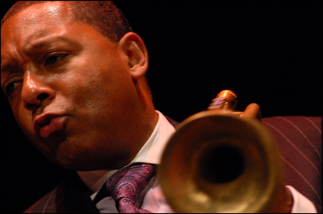 Wynton Marsalis returns to Minneapolis in October with the Jazz at Lincoln Center Orchestra.