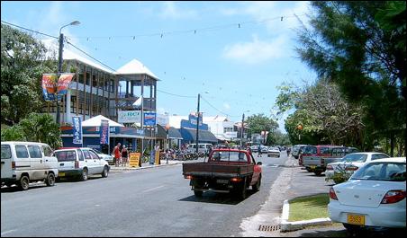 Avarua, Rarotonga, Cook Islands