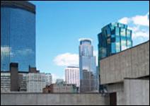 Downtown YWCA Minneapolis rooftop