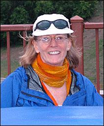 Choreographer and dance therapist Marylee Hardenbergh.