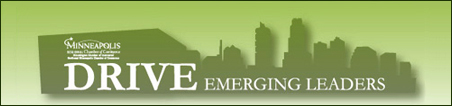 Minneapolis Regional Chamber of Commerce - DRIVE Emerging Leaders