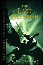 """""""The Last Olympian"""" by Rick Riordan"""