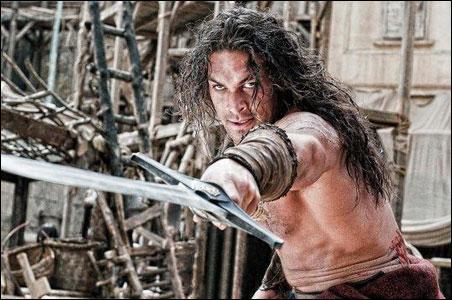 "Jason Momoa is ""Conan the Barbarian"""