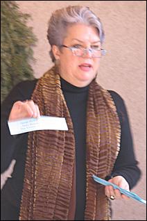 Martha Ballou