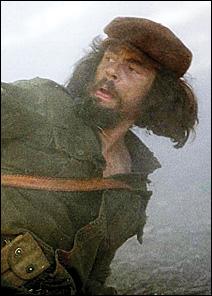 """Benicio del Toro in """"Che"""""""