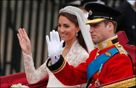 Prince William and Catherine, Duchess of Cambridge, both have degrees from Scotland's University of St. Andrews.