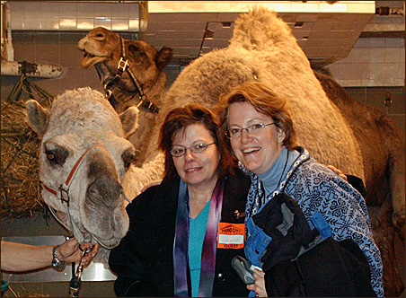 Ted, Casey and Janet