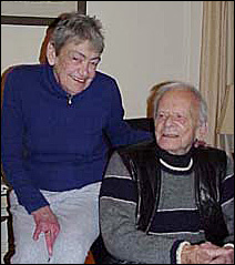 Gerhard and Ruth Neubeck