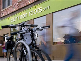 Common Roots Cafe in Minneapolis