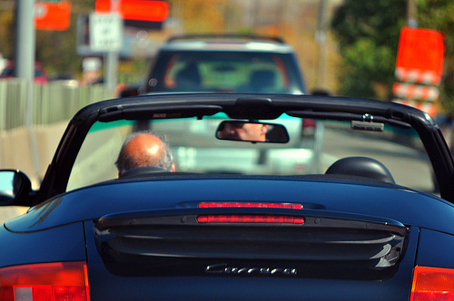 """The origin of the term """"midlife crisis"""" had nothing to do with buying a sports car."""