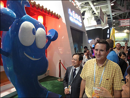 """Pawlenty on China: """"China is both an opportunity and a challenge. But this notion that the United States can't rise to that challenge and overcome it and compete is hogwash."""""""