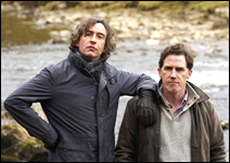 "Steve Coogan and Rob Brydon in ""The Trip"""