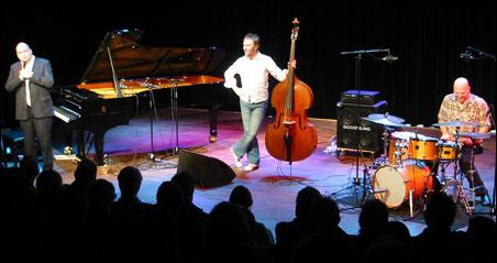 "The Bad Plus:  The prog-jazz trio took on Stravinsky's ""The Rite of Spring."""