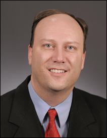 House Minority leader Marty Seifert
