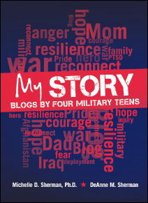 My Story: Blogs by Four Military Teens