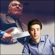 Bucky Pizzarelli and Benny Green
