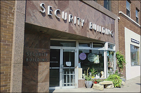 The Minnesota ACORN office