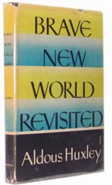 """Brave New World"" by Aldous Huxley"