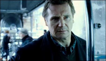 """Liam Neeson in """"Unknown"""""""