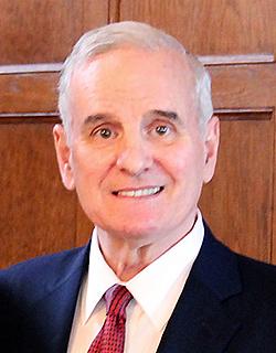 portrait of governor mark dayton
