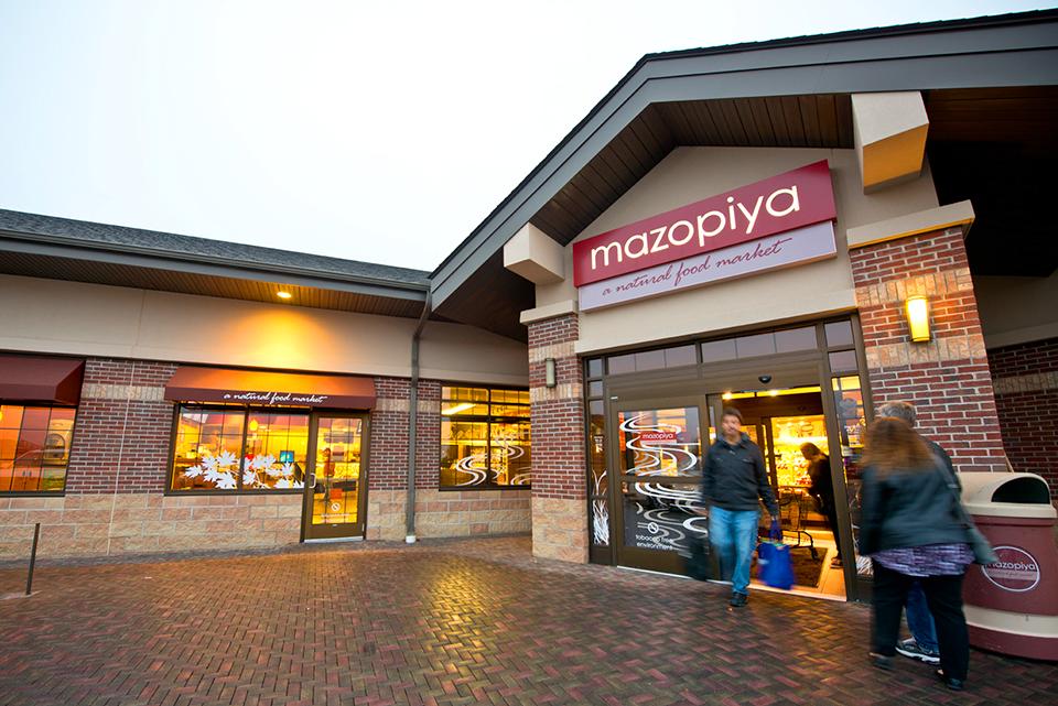 photo of mazopiya grocery store