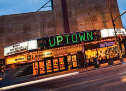 photo of uptown theater