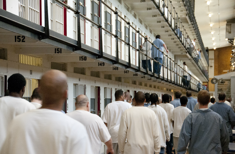 photo of inmates at stillwater prison