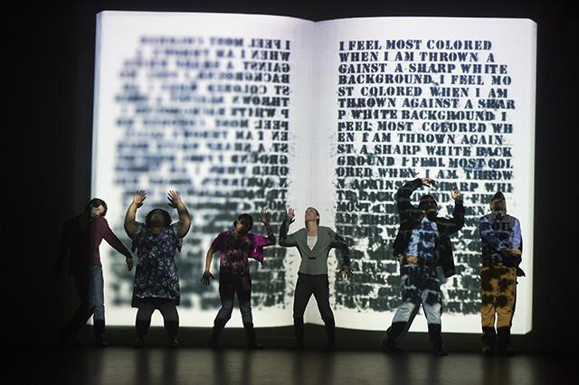 """Citizen: An American Lyric"" at Intermedia Arts"