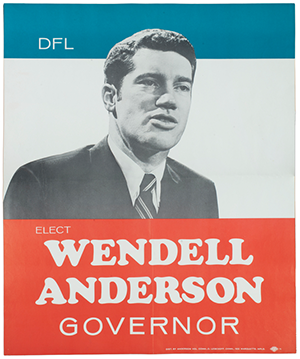A 1970 campaign poster.