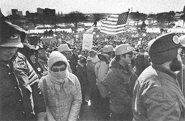 Capitol farm rally