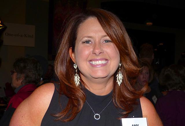 Former Senate Majority Leader Amy Koch