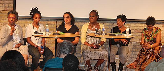 African-American women writers talking