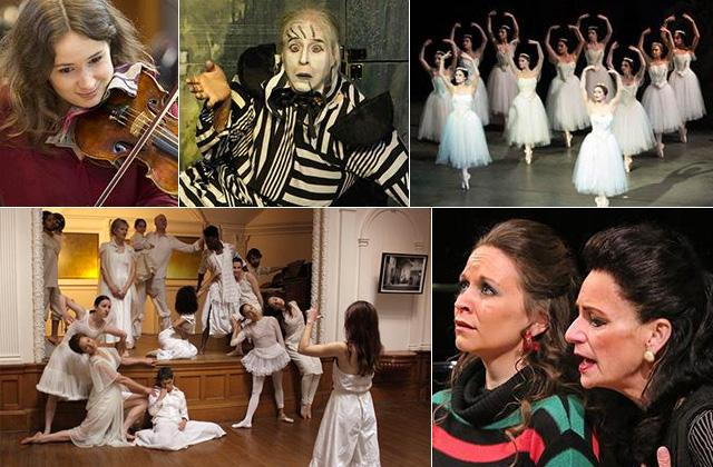 Arts action: 5 top events and trends of 2014