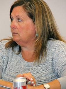 Dakota County Drug Court probation officer Barb Bauer
