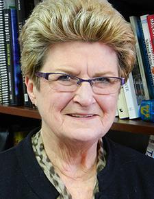City Council President Barb Johnson