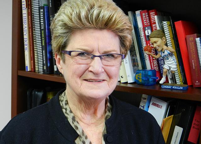 CIty Council President Barbara Johnson