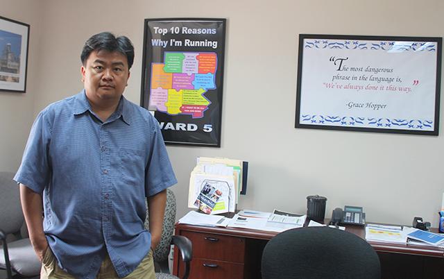 Council Member Blong Yang