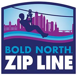 Bold North Zip Line logo