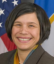 Education Commissioner Brenda Cassellius