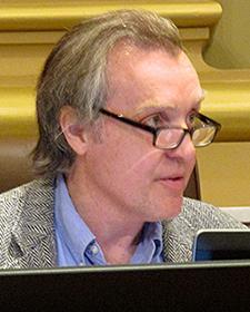 City Council Member Cam Gordon