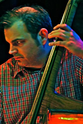 Bassist Chris Bates