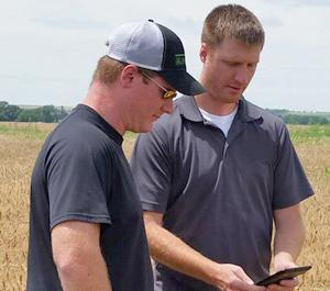 Two Twin Cities firms help farmers harness cloud data