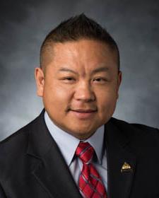 St. Paul City Council Member Dai Thao