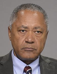 Board member Don Samuels