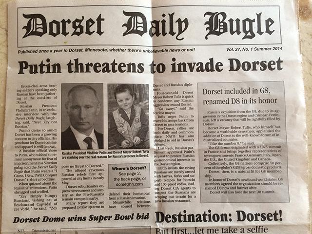 Dorset Daily Bugle