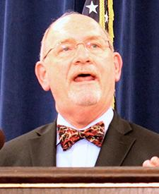 MDH Commissioner Dr. Edward Ehlinger