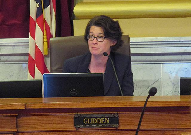Council Vice President Elizabeth Glidden
