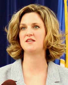Commissioner Emily Johnson Piper